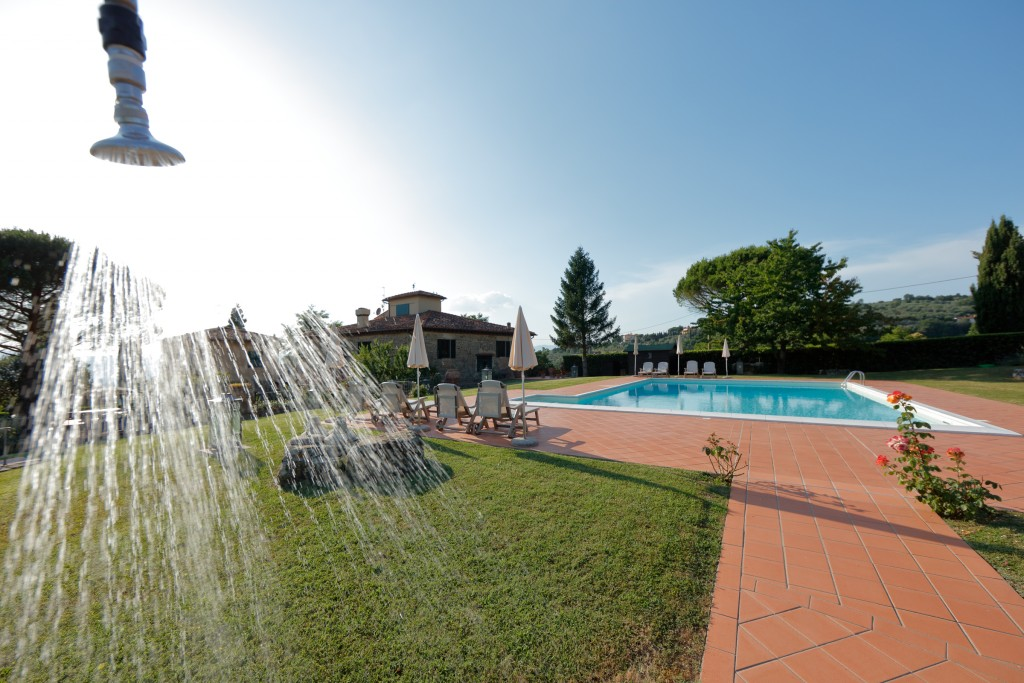 Farm Holiday Podere i Sorbi B&B in Tuscany