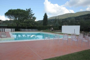 "Pool and Garden - Farmholiday ""Podere i Sorbi"""